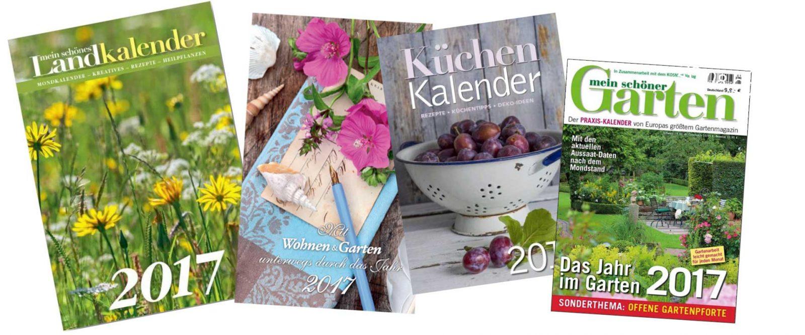 Kalender slider