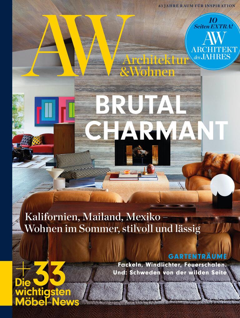 Titelblatt Architektur & Wohnen