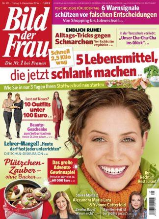Titelblatt Bild der Frau