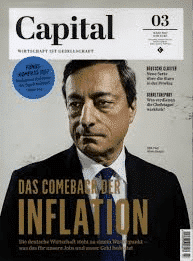 Titelblatt Capital