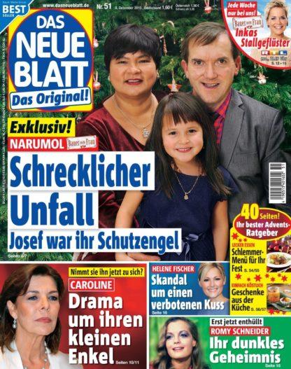 Titelseite Das Neue Blatt