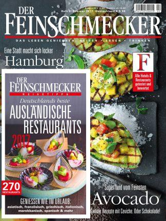 Titelblatt Der Feinschmecker