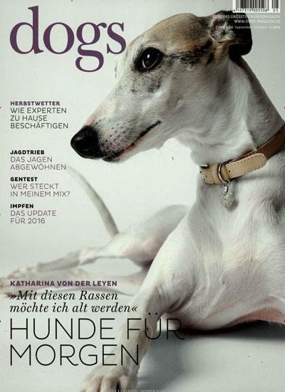 Titelblatt Dogs