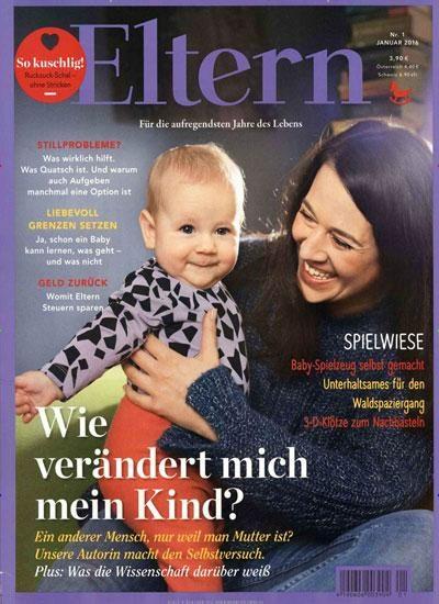 Titelblatt Eltern