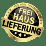 Button Frei Haus Lieferung