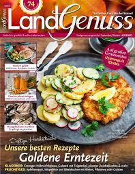 Titelblatt LandGenuss
