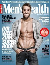 Titelblatt Men´s Health