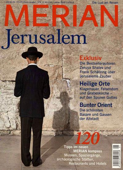 Titelblatt Merian