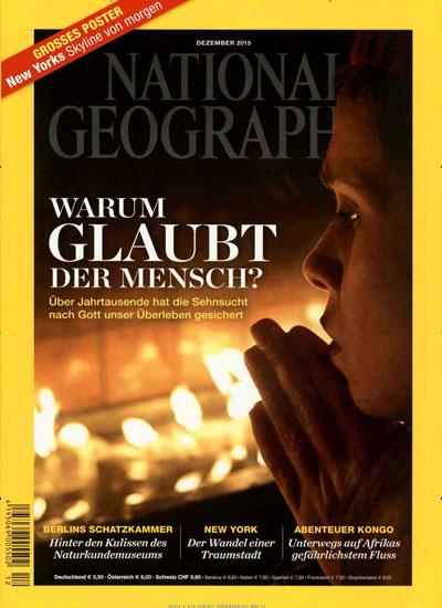 Titelblatt National Geographic