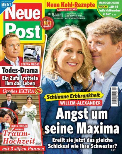 Titelblatt Neue Post
