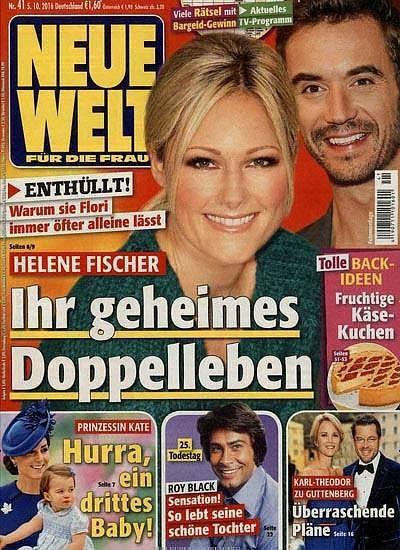 Titelblatt Neue Welt