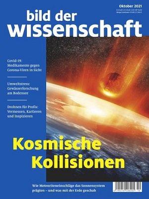 Titelblatt Bild der Wissenschaft