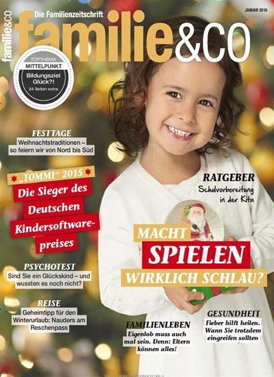 Titelblatt Familie & Co