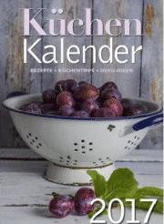 Küchen Kalender 2017