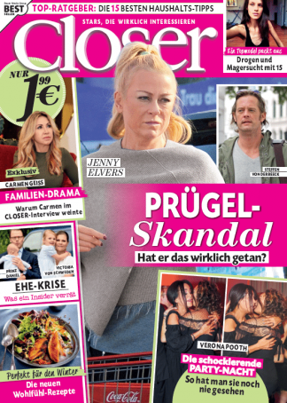 Titelblatt Closer