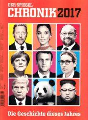 Spiegel Jahreschronik 2017 Titelblatt