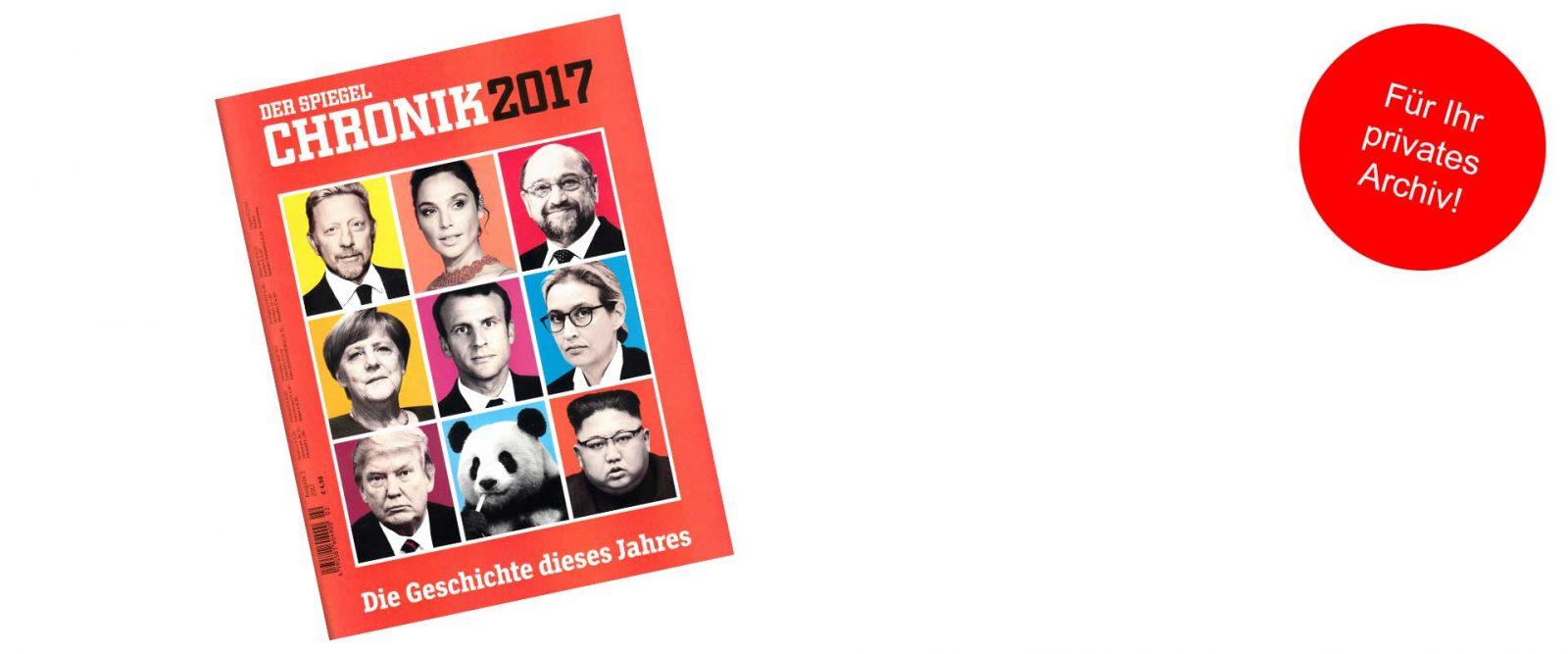 Spiegel Jahreschronik 2018