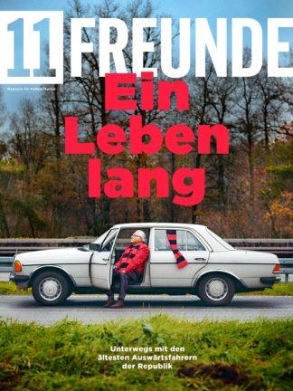 Titelblatt 11Freunde