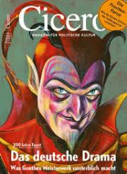Titelblatt Cicero