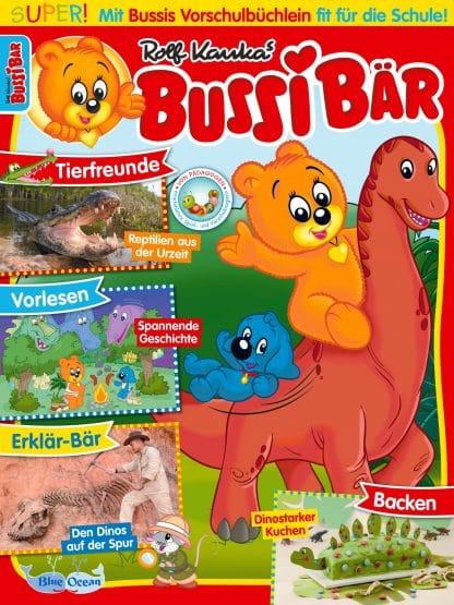 Titelblatt Buss Bär