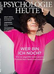 Titelblatt Psychologie Heute
