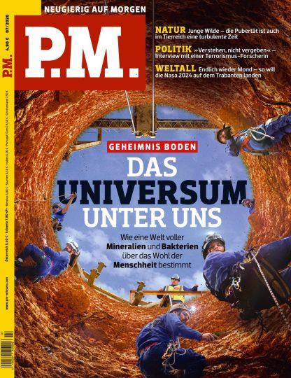 Titelblatt P.M.