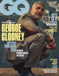 Titelblatt GQ