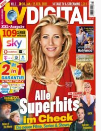 Titelblatt TV Digital