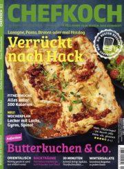 Titelblatt Chefkoch